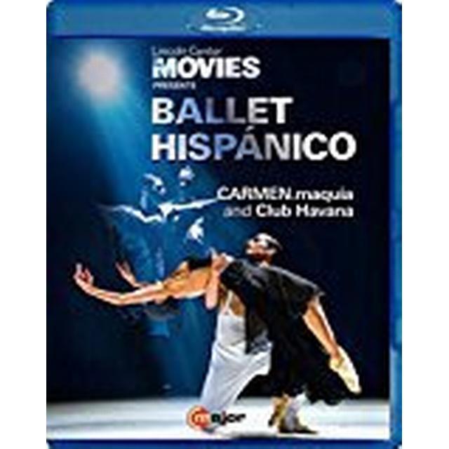 Carmen.Maquia/Club Havana: Ballet Hispanico [Blu-ray]